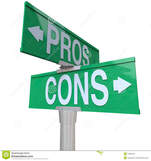 Pros & Cons Self-Publishing